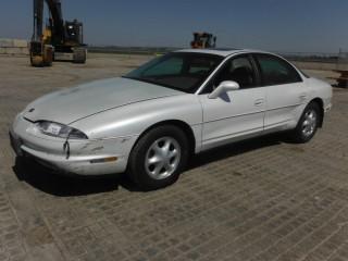 1996 Oldsmobile Aurora Sedan
