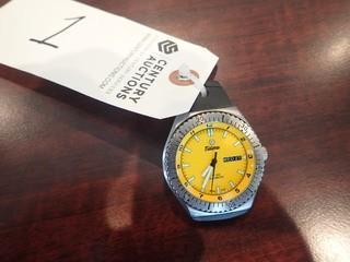 Tutima D1300 Automatic Watch. *No Strap*