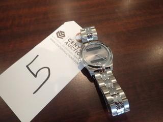 Tissot PR50 Titanium Watch.