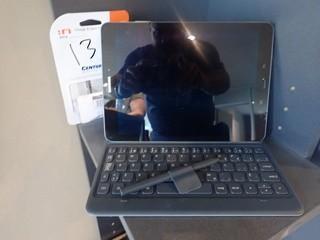 Samsung Notepad w/ Case.
