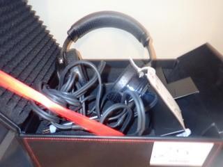 Focal Utopia Hifi Headphones.