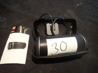 JBL Flip 2 Bluetooth Speaker.