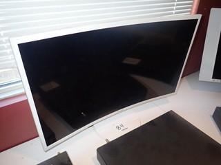 Samsung C32F391FW HDMI Curved Monitor.