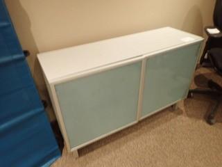 2-door Storage Cabinet.