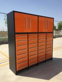 "88"" 32 Drawers Heavy Duty Tool Chest Cabinet"