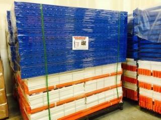 Heavy Duty Warehouse Steel Shelving Racks