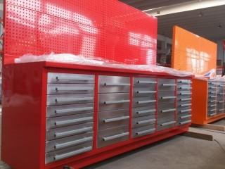 10 Ft. 20 Drawer Heavy Duty Work Bench