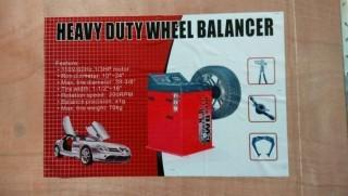 Heavy Duty Wheel Balancer