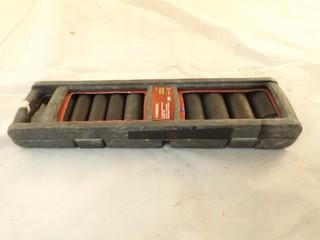Husky 11 Pc Deep Metric Impact Socket Set 13-27mm