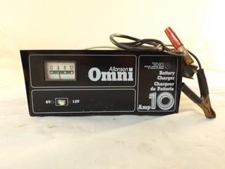 Allanson Omni 6-12 Volt Battery Charger