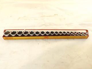 Mac Metric Socket Set 6-23mm