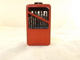 Mac SAE Drill Bit Set