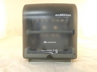 Automatic Enmotion Paper Towel Dispenser