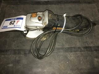 """Walter 4"""" Electric Angle Grinder"""