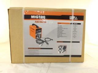 LRP Mig 100 Single Phase Flux Welder