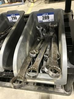 Lot of Asst. Combination Wrenches.