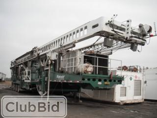 2007 FOREMOST CTR SINGLE - 100/140K COIL TUBING HYBRID DRILLING RIG