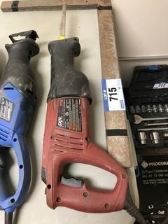 Skil Electric Reciprocating Saw