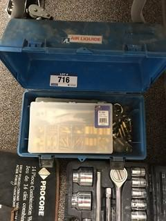 Lot of Asst. Airline Fitting Kits