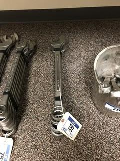 Lot of (6) Asst. Combination Wrenches