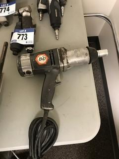 """Black and Decker 1/2"""" Electric Impact"""