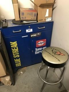 Mechanics Storage Cabinet
