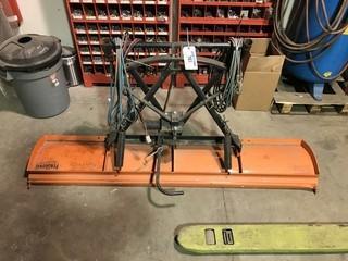 Proshovel Plow w/ Push Frame
