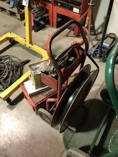 Banding Cart w/ Tooling and Clips
