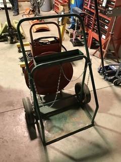 Oxy/ Acetelyne Cart
