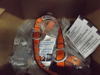 Lot of (10) Pieces of New North Safety Protection Equipment