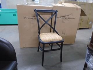 New Set of (4) Thonet Side Chairs