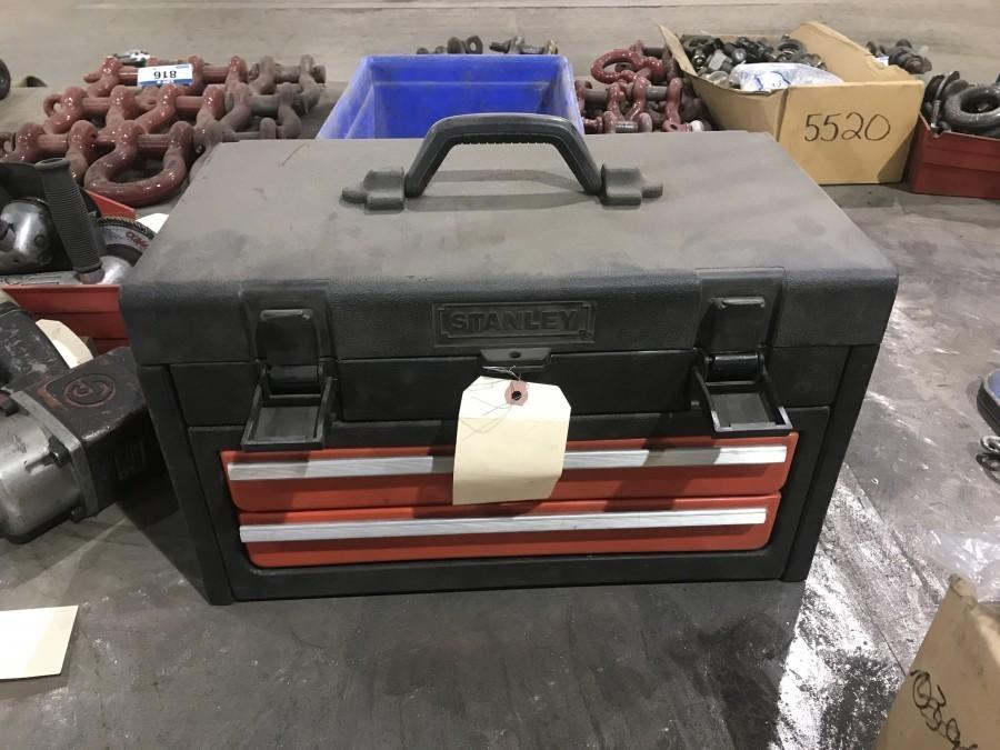 Stanley Toolbox w/ Asst. Bits and Sockets