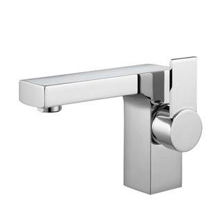 Single Hole Bathroom Faucet with Drain Assembly - Chrome - (LEG2890)