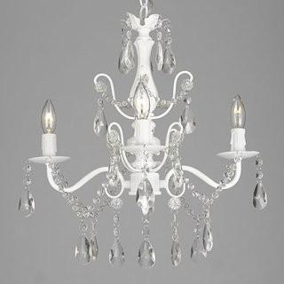 Lark Manor Padillo 4-Light Crystal Chandelier (LRKM1400_21228209)