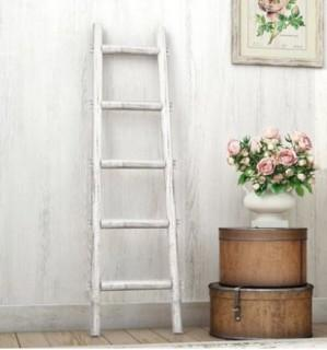 One Allium Way Lianes 5 Step 5 ft Decorative Ladder (OAWY1491_25232055)