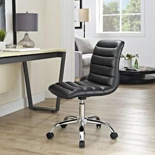 Zipcode Design Petra Mid-Back Desk Chair (ZIPC7621_20549432) - White