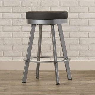 Brayden Studio Jamieson 26.25 Swivel Bar Stool (BRSD6554)
