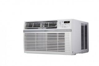 LG Room Air Conditioner 10,000 BTU Model # LW1016ER