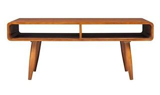 Halmstad Coggee Table - 32211 - Rich Walnut Finish