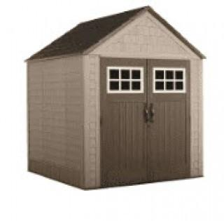 Rubbermaid Big Max - 7'x7' Storage Shed
