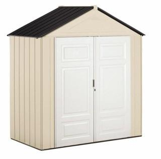 Rubbermaid - Big Max - 7'x3' Storage Shed
