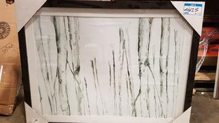 "Winter Forest Framed Print - 33"" x 43"""