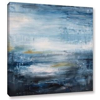 "Brayden Studio 'Tundra II' Painting Print on Wrapped Canvas (BYST4257_23049982) - 24"" Square"