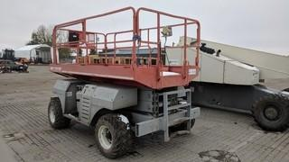 MEC 2591 RT Scissor Lift