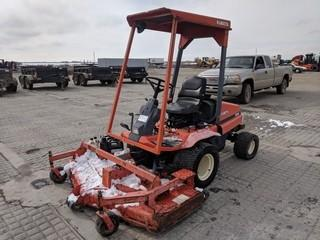 "Kubota F2560 4x4 Mower c/w Kubota Diesel, 72"" Mower Deck. Showing 1835 Hours.