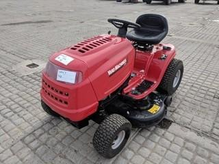 "MTD Yard Machine Mower c/w 15.5 HP Gas, 42"" Mower Deck.