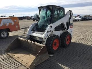 2004 Bobcat S185 Skid Steer Showing 1662 Hours.