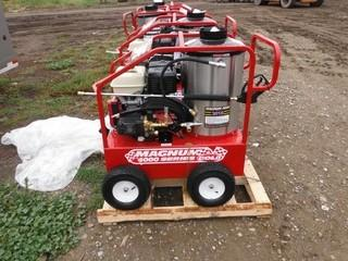 New Magnum 4000 Series Gold Pressure Washer Control # 7001.