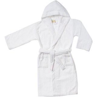 Viv + Rae West Oak Lane Premium Long-Staple Combed Cotton Kids Hooded Bathrobe VVRE5213_33246581_33246585)