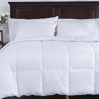 Alwyn Home Lightweight Down Alternative Comforter (OCMY1012_29830417)-Twin-White